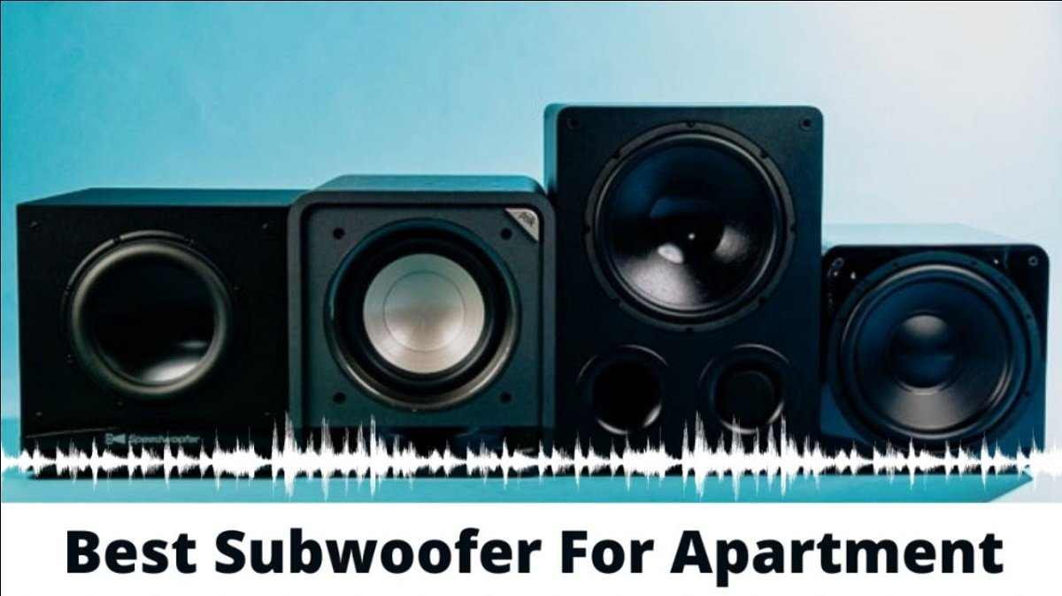 Best-Subwoofer-For-Apartment