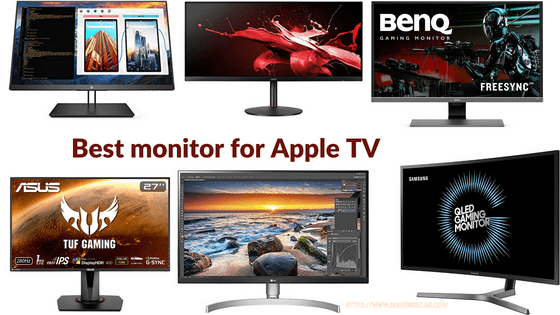 Best monitor for Apple TV_soundboxlab.com