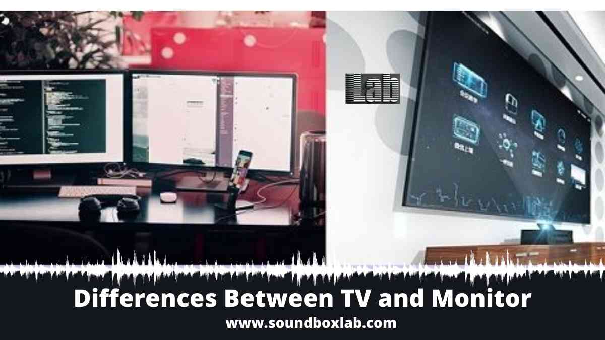 Differences Between TV and Monitor Gaming vs Streaming