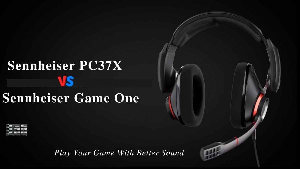 Pc37x vs. Game One: Play Your Game With Better Sound