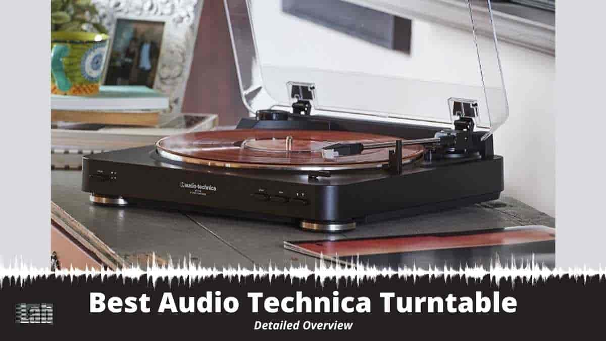 Best Audio Technica turntable_ Detailed Overview