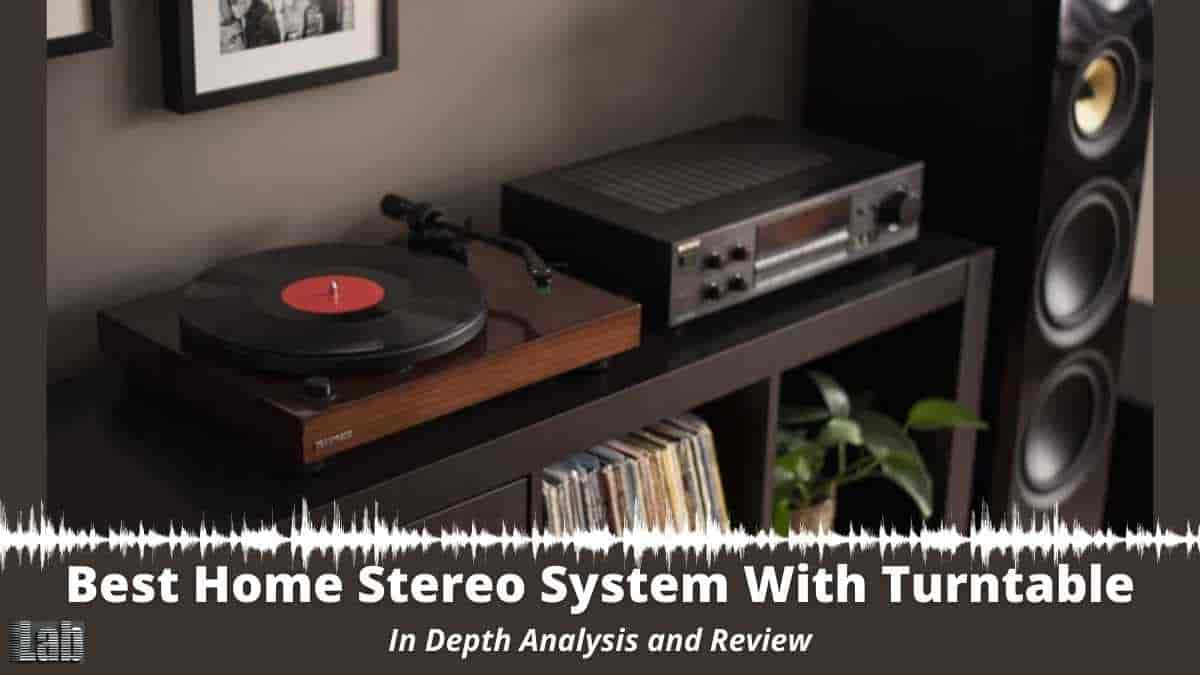 Best Home Stereo System With Turntable