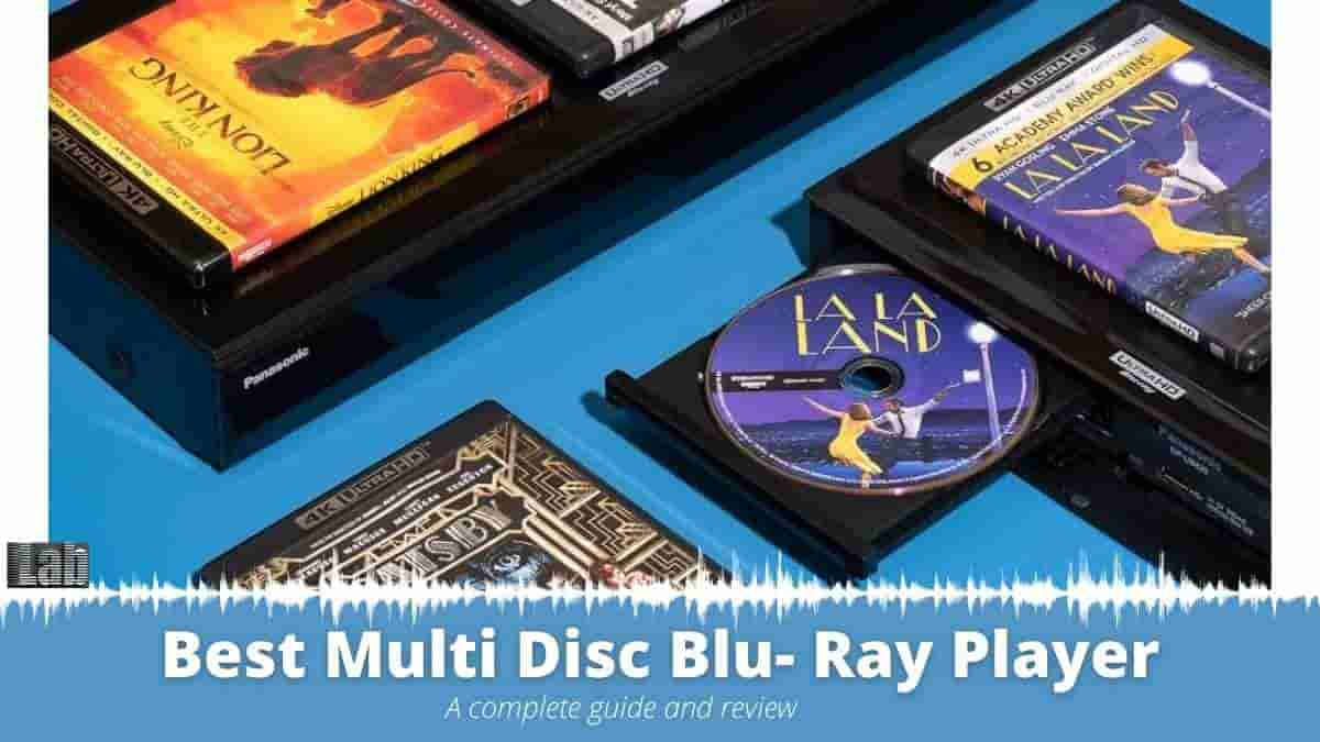 Best multi disc Blu- Ray player _ A complete guide and review