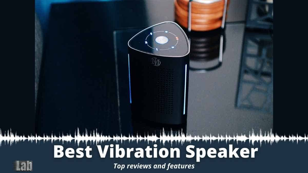 Best vibration speaker_ Top reviews and features