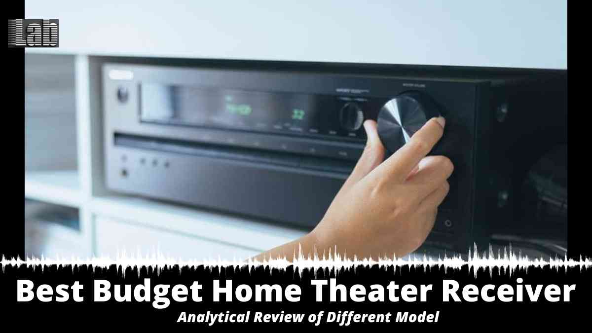 Best Budget Home Theater Receiver