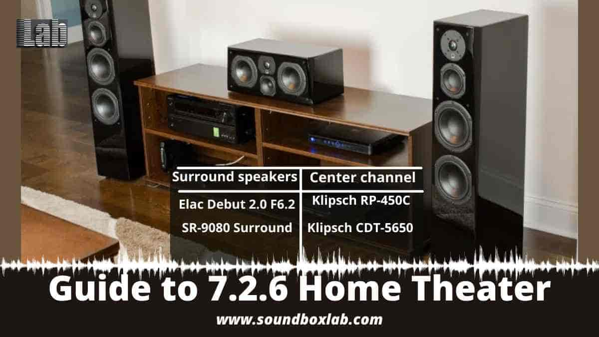 Guide to 7.2.6 Home Theater Upgrade and Review