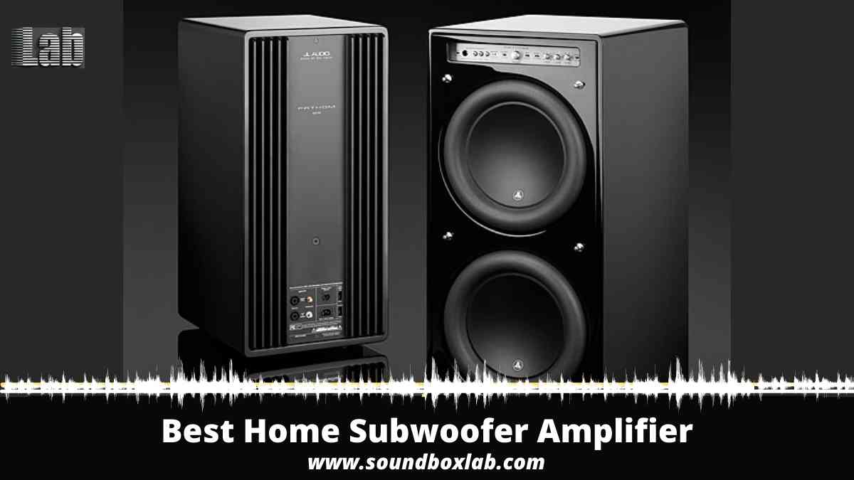 Best Home Subwoofer Amplifier Guide To Choosing Mini AmpAmp PlateLarge Size Subwoofer Amp
