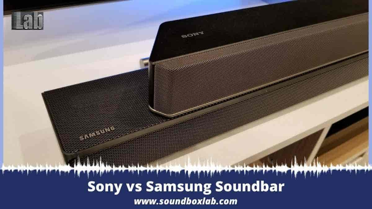 Sony vs Samsung Soundbar Analysis According To Number of Channels