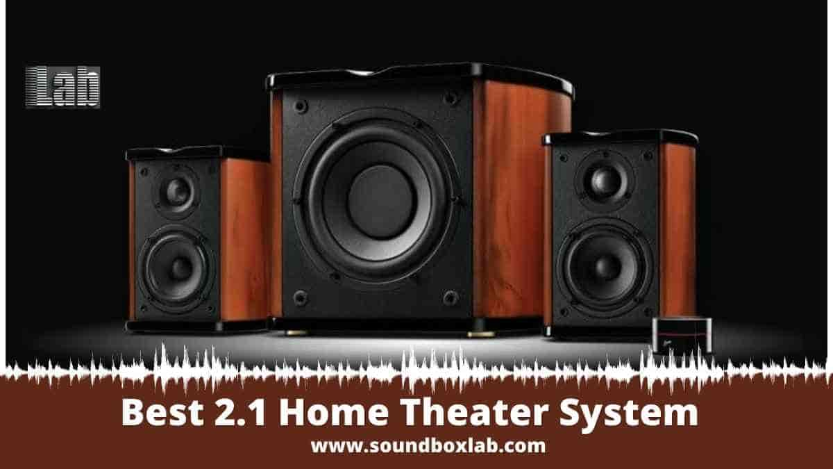Best 2.1 Home Theater System