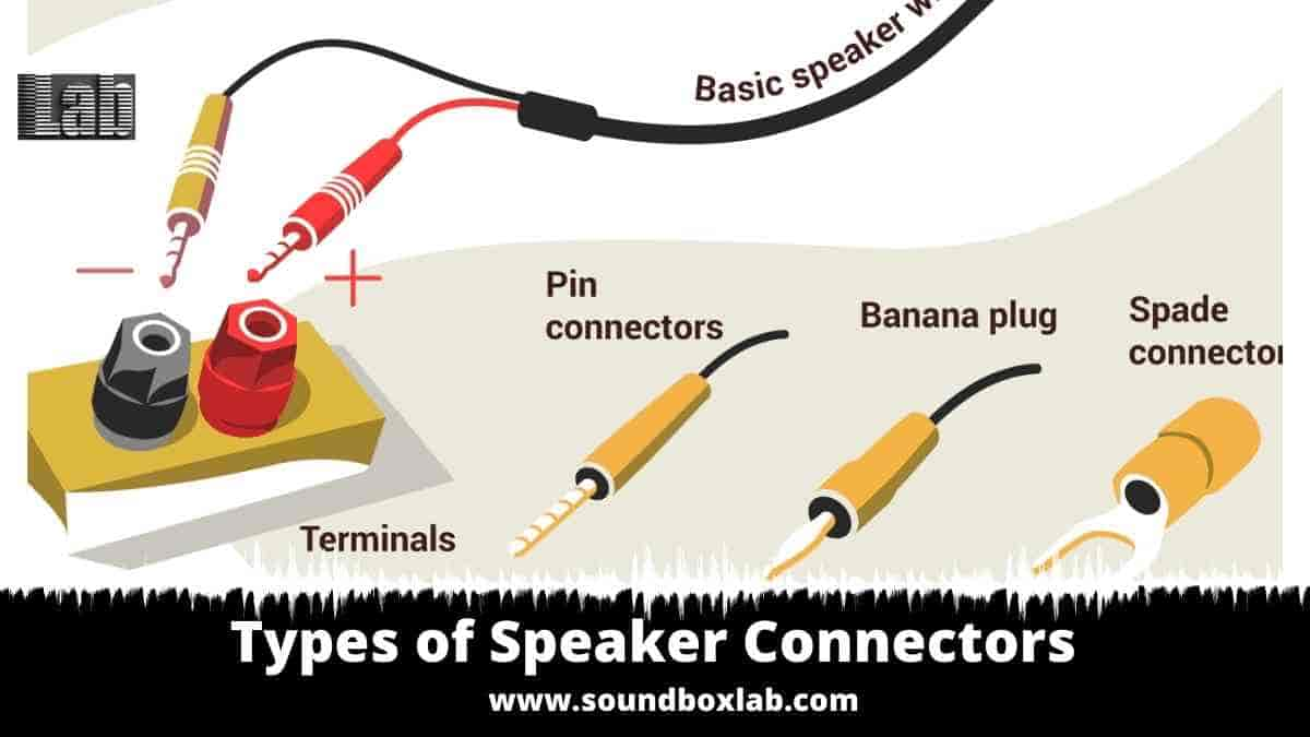 Types of Speaker Connectors – How to Choose and Install
